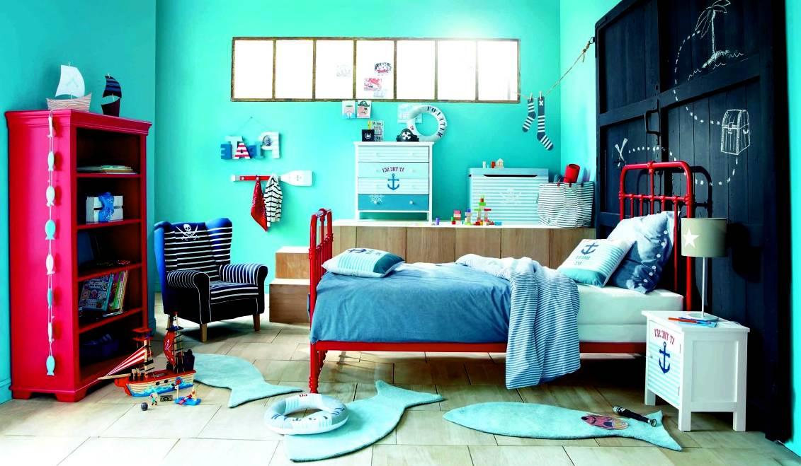 chambre océan enfant