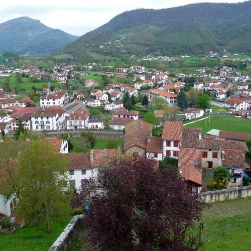 Des habitations du Pays-Basque